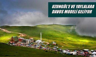 Yaylalara Davos Modeli geliyor