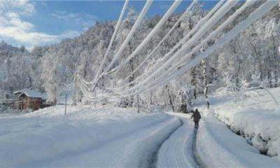 Elektrik Nakil Hatlarında Buzlanma Ve Kar Yükünden Ötürü Artık Elektrik Kesintisi Yaşanmayacak