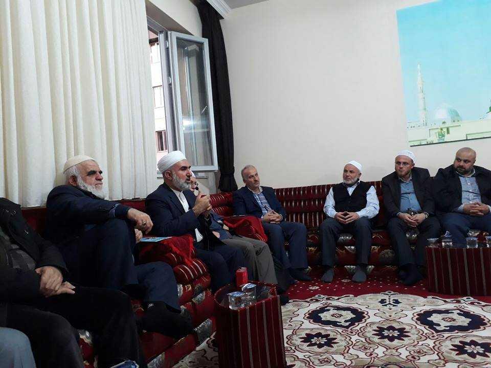 Din adamları sivil toplum kuruluşu temsilcilerinden Güneydoğu illerine iade-i ziyaret 3