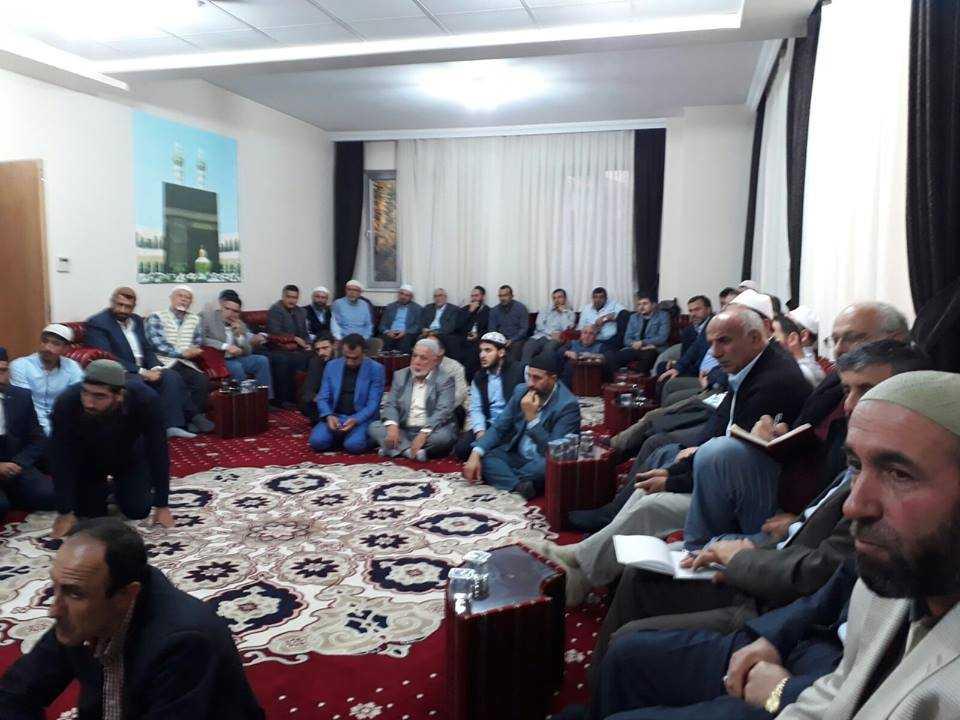 Din adamları sivil toplum kuruluşu temsilcilerinden Güneydoğu illerine iade-i ziyaret 5