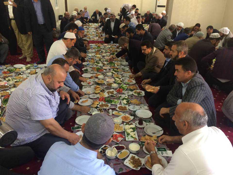 Din adamları sivil toplum kuruluşu temsilcilerinden Güneydoğu illerine iade-i ziyaret 6