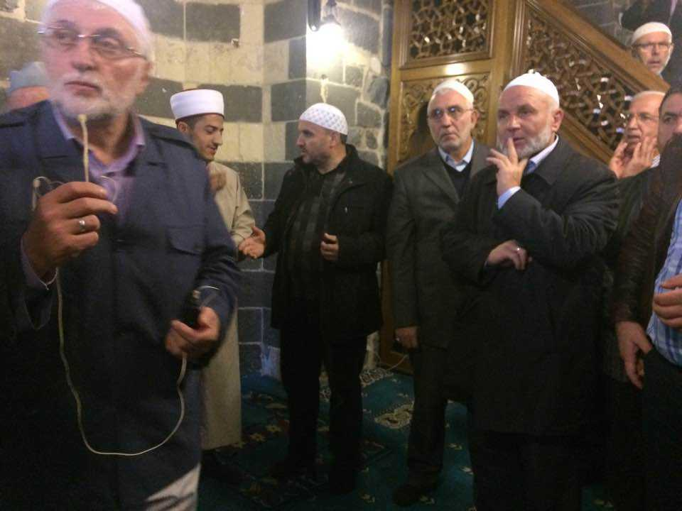 Din adamları sivil toplum kuruluşu temsilcilerinden Güneydoğu illerine iade-i ziyaret 7
