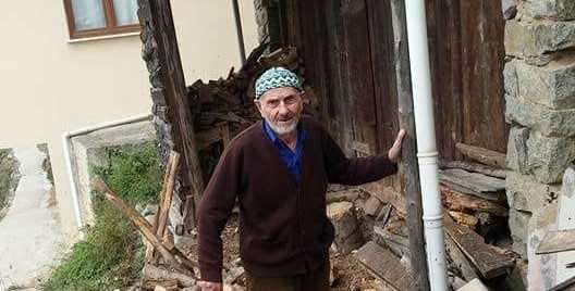 Uzuntarla'da Osman Aydınlı vefat etti