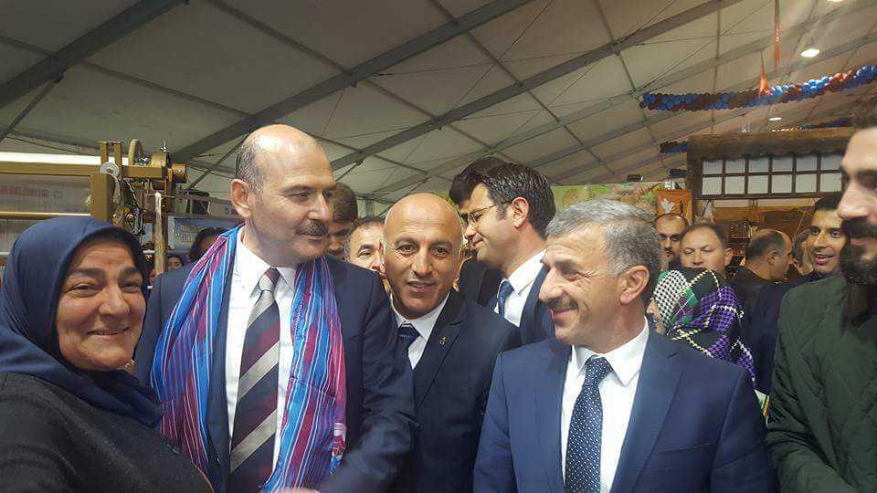 Trabzon Günleri etkinlikleri İstanbul Yenikapı'da başladı 2