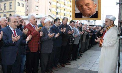 Emekli Öğretmen Burhan Zorlu Sonsuzluğa Uğurlandı