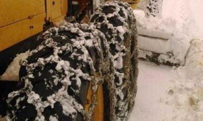 Büyükşehir Belediyesi kar mücadelesine başladı