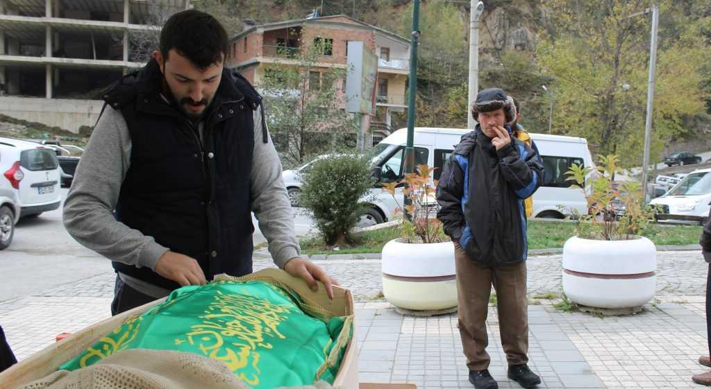 Taşkıran'da Nuriye Dinç Toprağa verildi 4