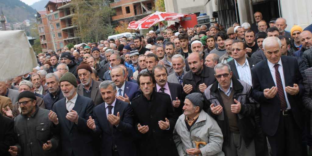 Taşkıran'da Nuriye Dinç Toprağa verildi 7