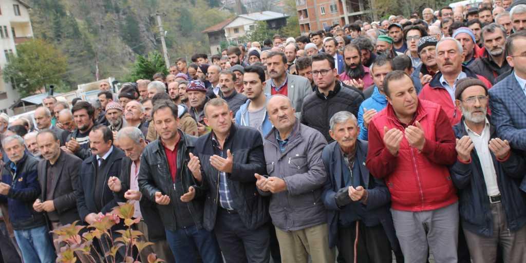 Taşkıran'da Nuriye Dinç Toprağa verildi 3