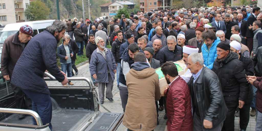 Taşkıran'da Nuriye Dinç Toprağa verildi 15