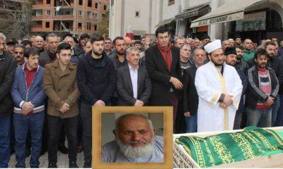 Taşkıran'da Mustafa Erdoğan Toprağa verildi