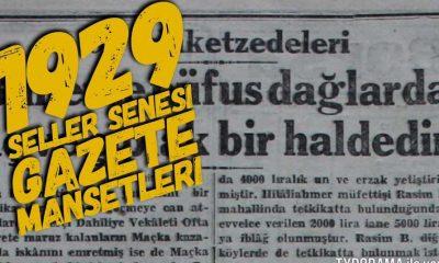 Seller Senesi gazete manşetleri