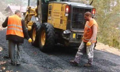 Büykşehir'den Taşkıran'da asfalt