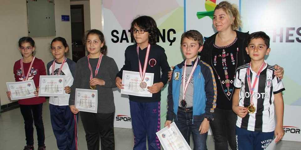 Türkiye Küçükler Satranç Turnuvası 2017-2018 8