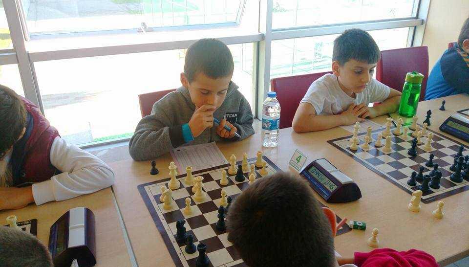 Türkiye Küçükler Satranç Turnuvası 2017-2018 6