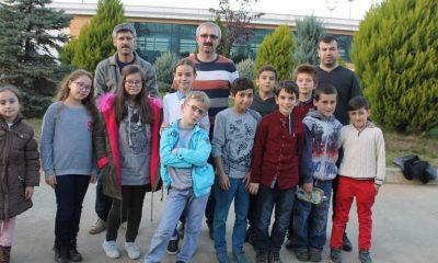 Türkiye Küçükler Satranç Turnuvası 2017-2018