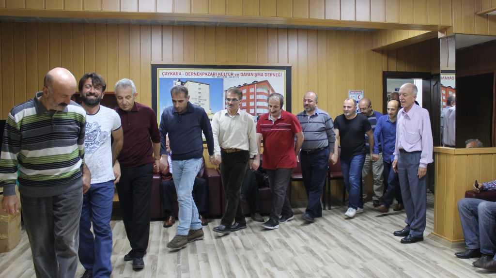 Çaykara Ankara'ya Çıkıyor 9