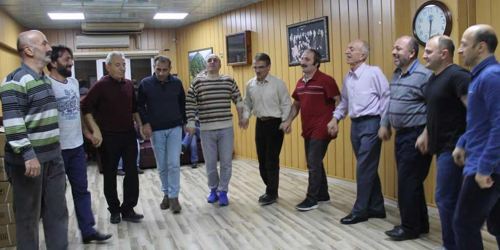 Çaykara Ankara'ya Çıkıyor 4