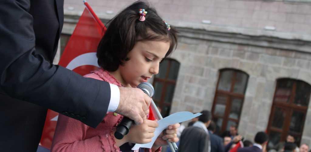 Trabzon'da Kudüs İçin Binlerce kişi yürüdü 7