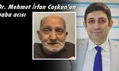 Mustafa Coşkun vefat etti