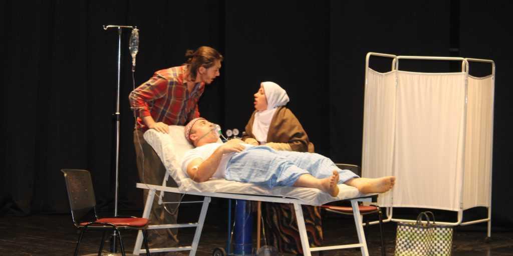 Çaykaralı sanatçının görev aldığı tiyatro sahnelendi 4