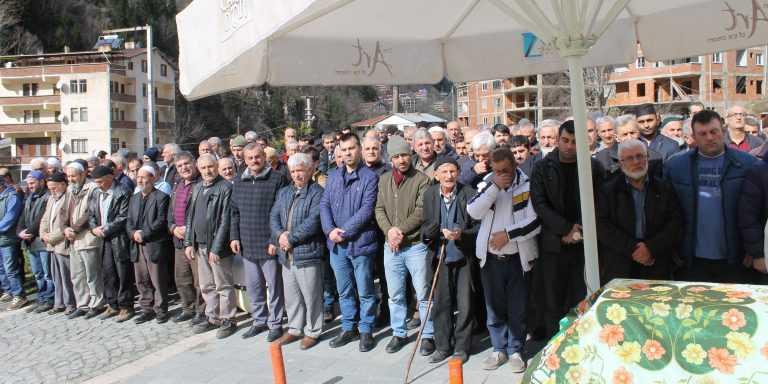 Taşkıran'da Hanife Kaplan Toprağa verildi 4