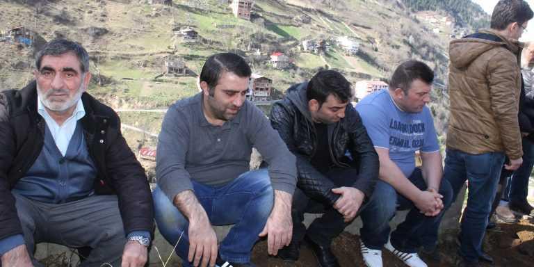 Taşkıran'da Hanife Kaplan Toprağa verildi 3