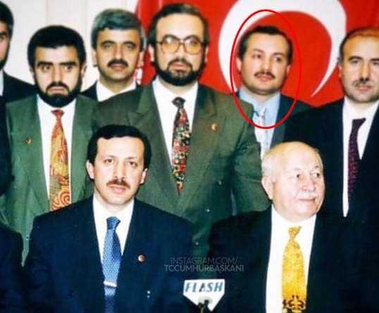 Cumhurbaşkanı Erdoğan Çaykaralı dava arkadaşını uğurladı 3