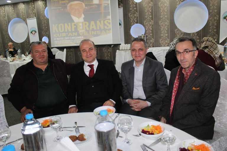 Çaykara-Dernekpazarlılar Mehmetçik'e destek için kucaklaştı 28
