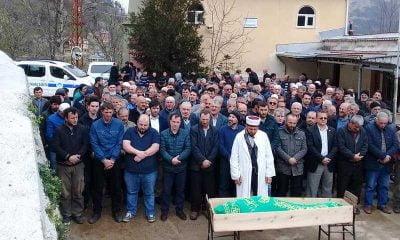 Köseli'de Fatma Dilmaç toprağa verildi