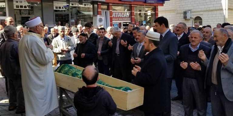 Şair Abdullah Hacimüftüoğlu'na son görev 5