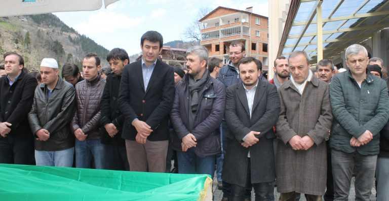 Mehmet Aydın'a son görev 4