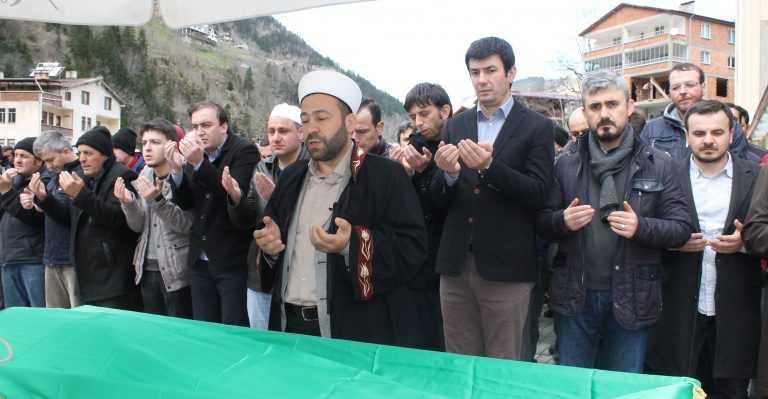 Mehmet Aydın'a son görev 6