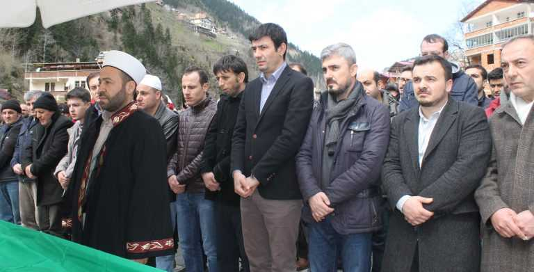 Mehmet Aydın'a son görev 8