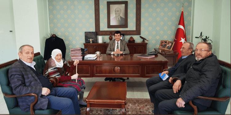 Ayşe nine emekli maaşını Afrin'e gönderdi 1