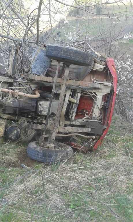 Taşkıran mahallesinde trafik kazası 5