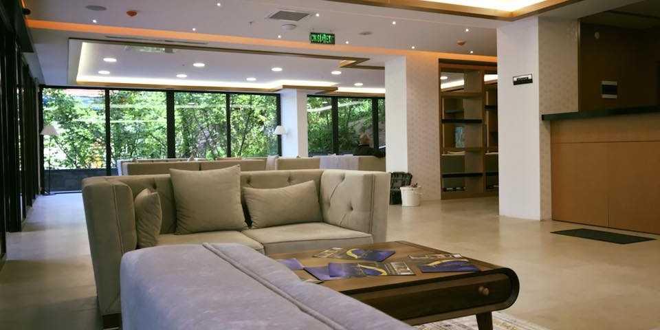 Çaykara Taşkıran'da Golden Inn Oteli hizmete girdi 10