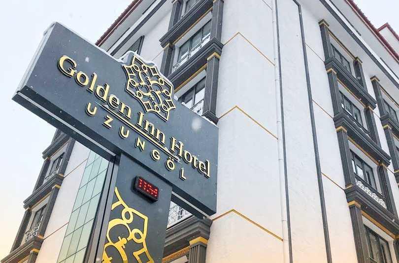 Çaykara Taşkıran'da Golden Inn Oteli hizmete girdi 1