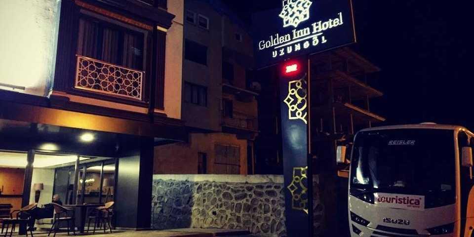 Çaykara Taşkıran'da Golden Inn Oteli hizmete girdi 7