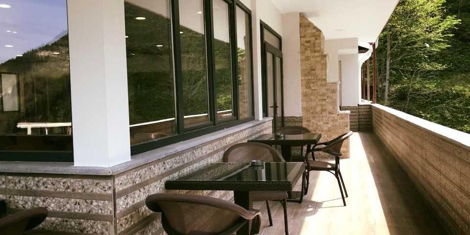 Çaykara Taşkıran'da Golden Inn Oteli hizmete girdi 6