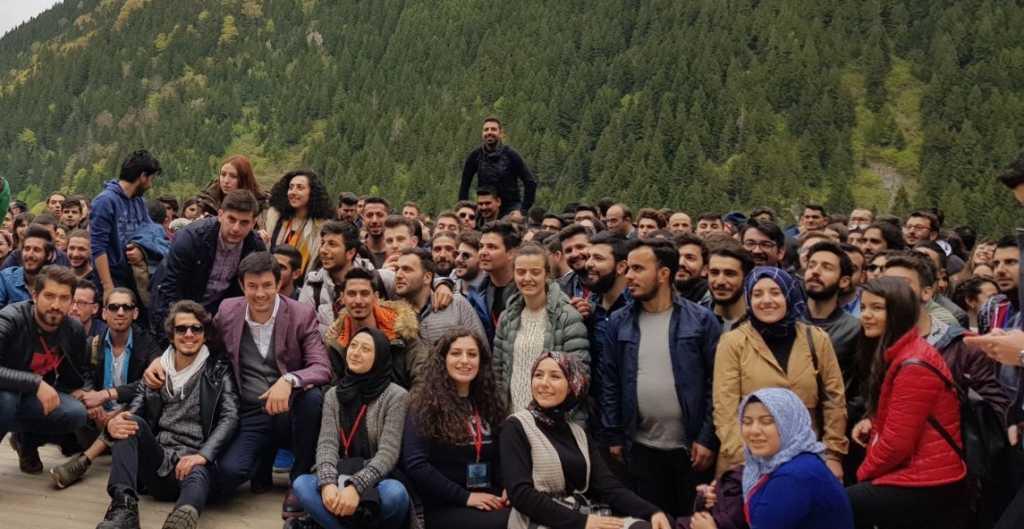 Kaymakam İhsan Ayrancı üniversiteli gençleri ağırladı 2