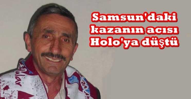 Holo'dan Ahmet Er Trafik kazasında can verdi