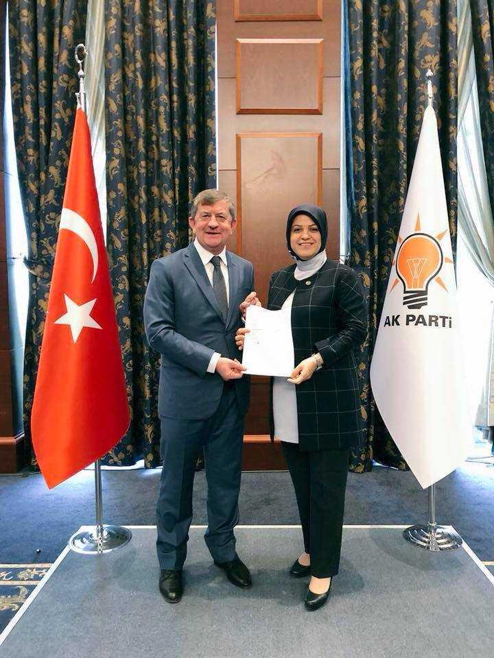 Ayşe Sula Köseoğlu yeniden aday adayı 2