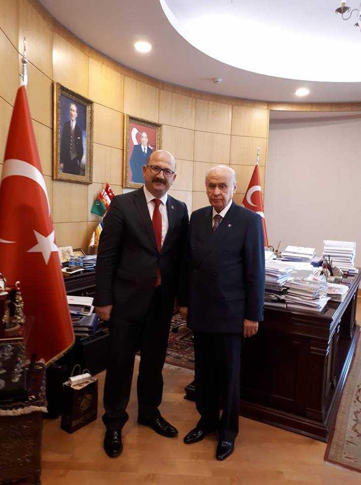 Şeref Kabaoğlu MHP Trabzon Milletvekili aday adayı 1