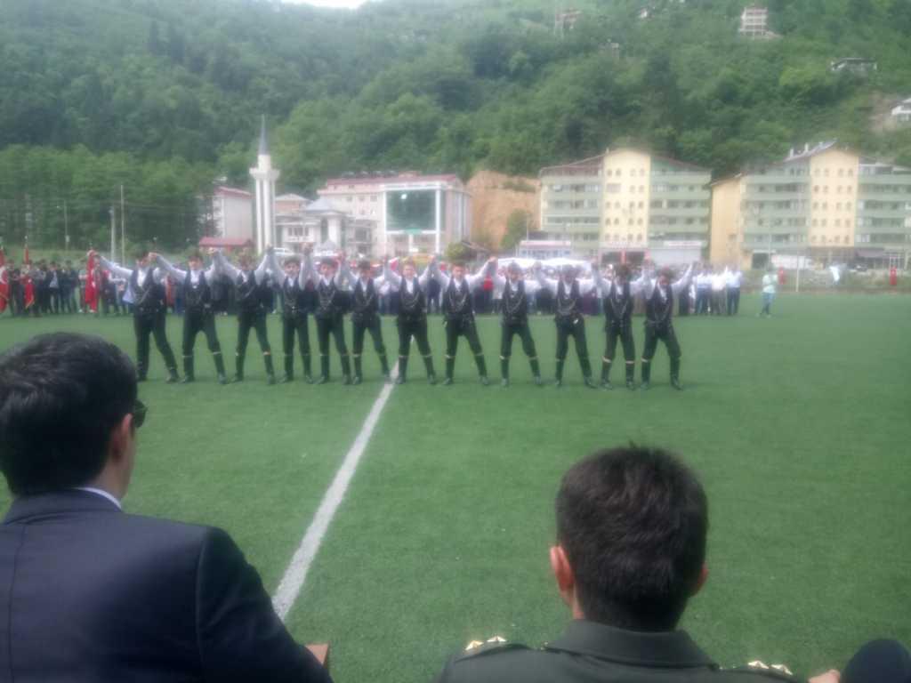 19 Mayıs Gençlik Haftası Çaykara'da coşkuyla kutlandı 1