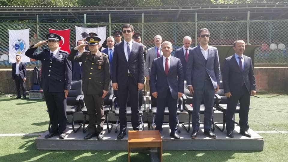 19 Mayıs Gençlik Haftası Çaykara'da coşkuyla kutlandı 7