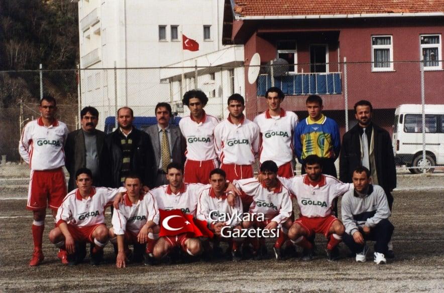 Çaykarasporun tarihi ve şampiyonlukları 7