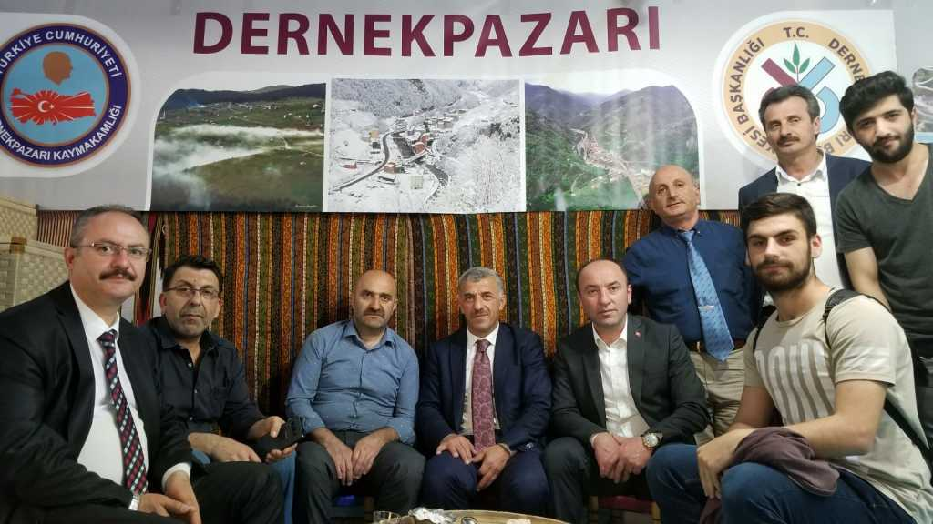 Trabzon günlerinde Çaykara standına yoğun ilgi 2