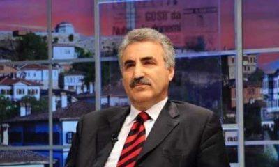 Prof. Dr. Hikmet Akgül Ankara'dan aday adayı oldu