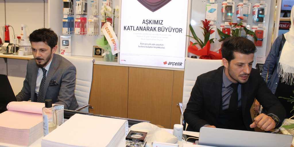 Çaykaralı iş adamı Mustafa Koçin ikinci mağazasını açtı 4